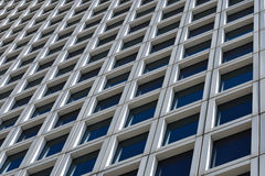 Modern architectural abstract. Royalty Free Stock Images