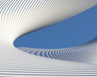 Modern architectural creative background Royalty Free Stock Photo