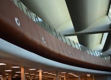 Modern architectural interior design stock photograph stock photo