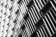 Modern architectural patterns Royalty Free Stock Images