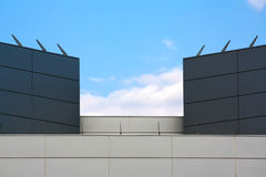 Modern architecture Royalty Free Stock Photo