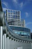 Modern Architecture. Anaheim Convention Center near Disneyland Royalty Free Stock Photo