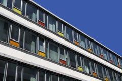 Modern architecture Stock Image