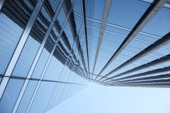 Modern architecture. Royalty Free Stock Photography