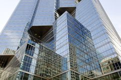 Modern architecture Royalty Free Stock Photos