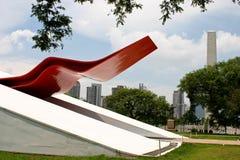 Modern architecture. In Sao Paulo, Brasil Stock Photos