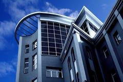 a modern architecture. Stock Photos