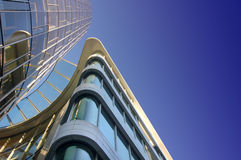 Modern Architecture. CBD - Bank/Business district Stock Image