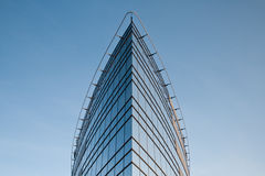 Modern Architecture. The Office Building In Prague Stock Photo