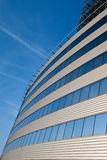 Modern Architecture. The Office Building In Czech Republic Stock Photography