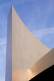 Modern Architecture. Unusual, angular, modern building exterior used by the Imperial war museum north royalty free stock images