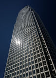 Modern architecture 9. Modern architecture and office building in the downtown of Los Angeles Royalty Free Stock Photo
