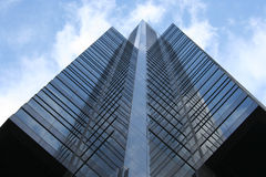 Modern architecture abstract Royalty Free Stock Photos
