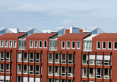 Modern architecture Amsterdam Royalty Free Stock Images