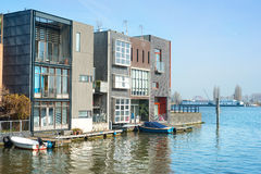 Modern architecture, Amsterdam Stock Photos