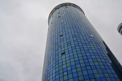 Modern Architecture in Astana City Kazakhstan stock photo