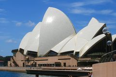 Sydney Opera in Australia Stock Photography
