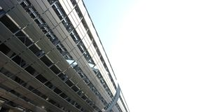 Modern architecture background Stock Image