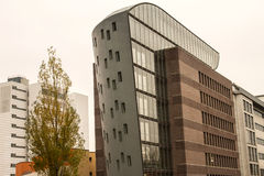 Modern Architecture in Berlin. Capital city of Germany Royalty Free Stock Photo