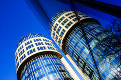 Modern Architecture in Berlin, Germany Royalty Free Stock Photos