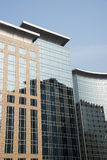 Modern architecture, building, glass curtain wall Royalty Free Stock Images