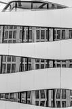 Modern architecture building Royalty Free Stock Photography