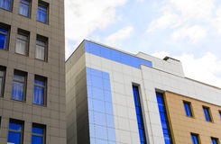 Modern architecture building sity business center Stock Image