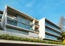 Modern architecture, building Royalty Free Stock Photography