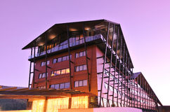 Modern Architecture Buildings Stock Photography