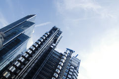 Modern architecture in city of London royalty free stock photography
