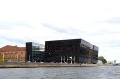 Modern Architecture in Copenhagen Stock Photos