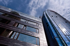 Modern Architecture Corporate Business Buildings Royalty Free Stock Photography