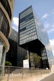 Modern architecture in Düsseldorf Stock Photos