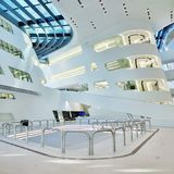 modern architecture design Stock Photography
