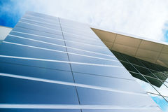 Modern architecture detail Stock Photography