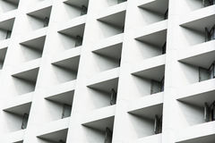 Modern Architecture Detail - Hong Kong, China Stock Images