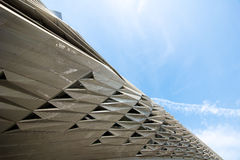 Modern architecture details Royalty Free Stock Photo
