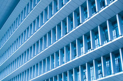 Modern architecture details Royalty Free Stock Image