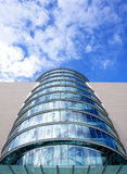 Modern architecture in Dublin Stock Photo