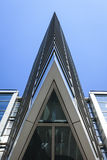 Modern Architecture Facade Design Stock Image