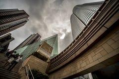 Roppongi Hills Tower, Tokyo, Japan royalty free stock photo