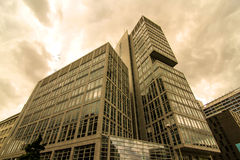 Modern Architecture in Germany Royalty Free Stock Photography
