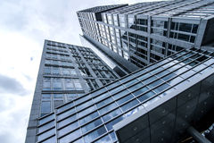 Modern Architecture in Germany Stock Photography