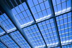 Modern Architecture glass dome Royalty Free Stock Photography