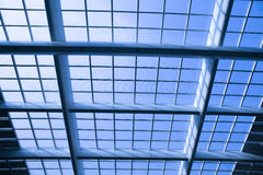 Modern Architecture glass dome Royalty Free Stock Image