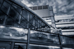 Modern architecture in the Inner Harbor at Baltimore. Maryland stock photography