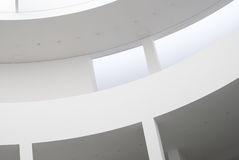 Modern Architecture Interior Stock Images