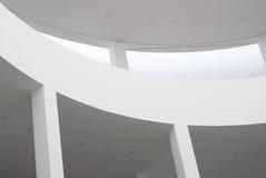 Modern Architecture Interior Royalty Free Stock Photo