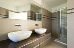 Modern architecture, interior Stock Photo