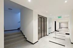 Modern architecture, interior Stock Image
